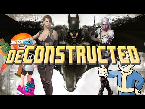 Top 10 Best Games of 2015 - DECONSTRUCTED Ep. 5