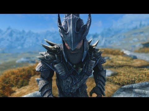 Skyrim: THE MIGHTIEST ARMOR - Dragonscale Armor, Dragonbone Weapons & Armor - Elder Scrolls Lore