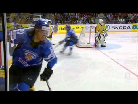 IIHF WC2011 Final: Sweden - Finland 1 - 6 1080p HDTV - Jääkiekon MM 2011 Ruotsi Suomi