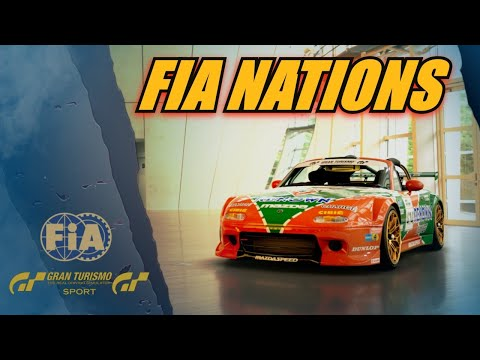 GT Sport FIA Nations - Risky Race thumbnail