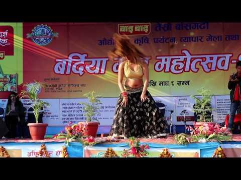 Anjali Adhikari Ko Hot Dance Le Machhayo Hungama..