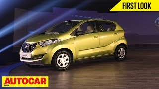 Datsun Redi-Go | First Look | Autocar India