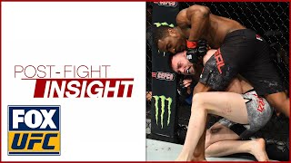 Geoff Neal breaks down his bulldog submission victory over Brian Camozzi | POST -FIGHT INSIGHT