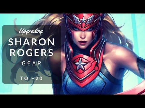 Upgrading Sharon Rogers