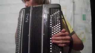 Апипа на баяне  видео урок на татарскую песню