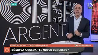 Carlos Pagni: ¿Cómo va a quedar el nuevo Congreso? - Editorial - Odisea Argentina