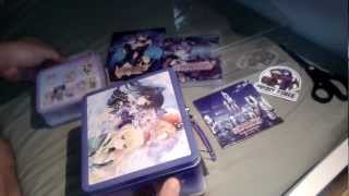 Hyperdimension Neptunia Victory Limited Edition Unboxing