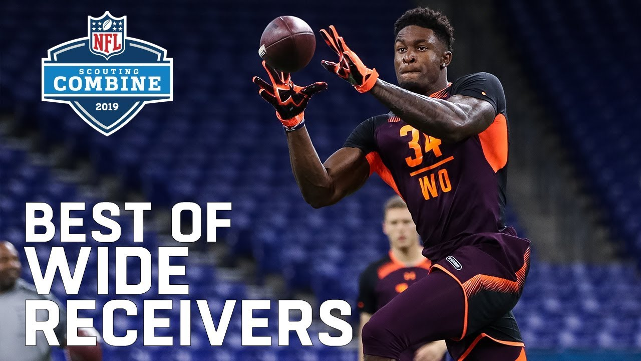 best nfl wr 2019 Best of Wide Receiver Workouts! | 2019 NFL Scouting Combine