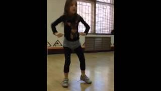 Урок уличных танцев