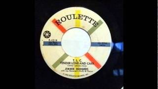 Jimmie Rodgers - T.L.C. Tender Love and Care # 41-1960 Roulette 4218.wmv