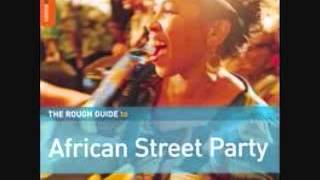 Rough Guide To African Street Party Francis Mbappe, Luisito Quintero -