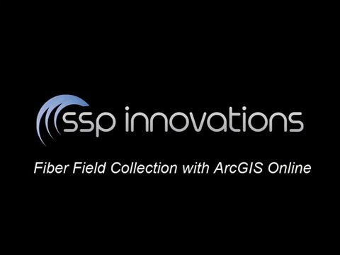 Fiber Field Collection with ArcGIS Online