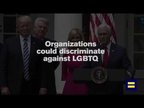 All-Out Assault  on LGBTQ People by Trump, Pence, Sessions