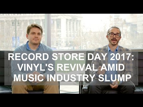 Record Store Day 2017: Vinyl's Revival Amid Music Industry Slump