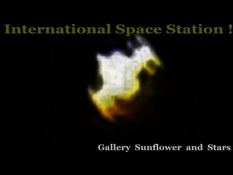 12 Nikon P900 Stars - International Space Station !