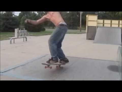 Kris Shepard Park Skating