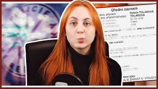 Proč na mě bylo podané trestní oznámení a šla jsem na výslech? | NATYLA