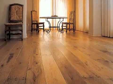 Patina Old World Hand Crafted Flooring Youtube