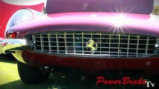 Ferrari 250 GTL's at Concorso Italiano on Power Brake TV