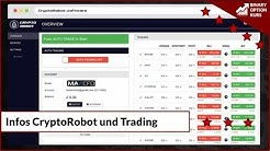 Infos Crypto Robot für Trading mit Kryptowährungen