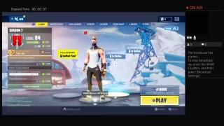 Fortnite live custom game plz play fun