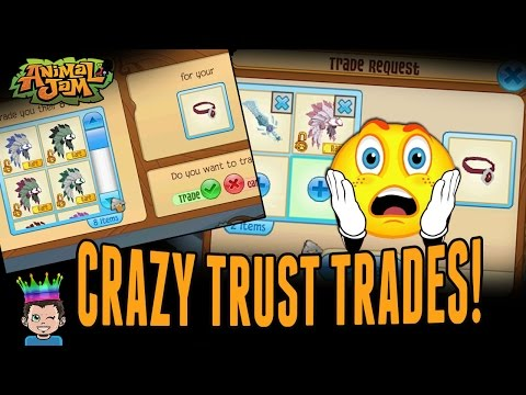 Trust Trades With Alpha Sword & Headdresses! DO NOT TRY!