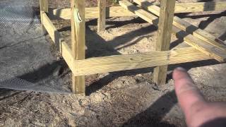 Chicken Coop Project #3: Framing - Part 1