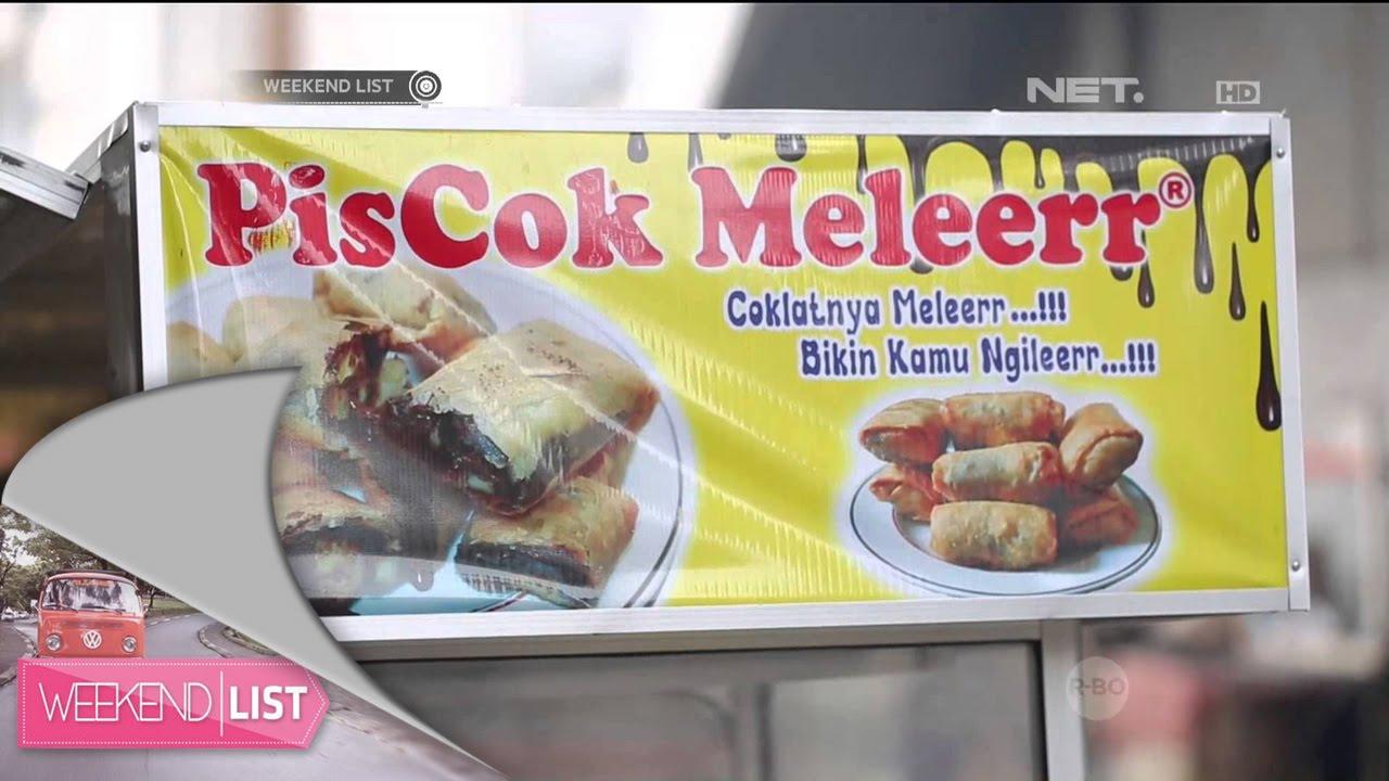 Jajanan Kaki Lima Murah Meriah Di Kota Bogor Weekend List Youtube
