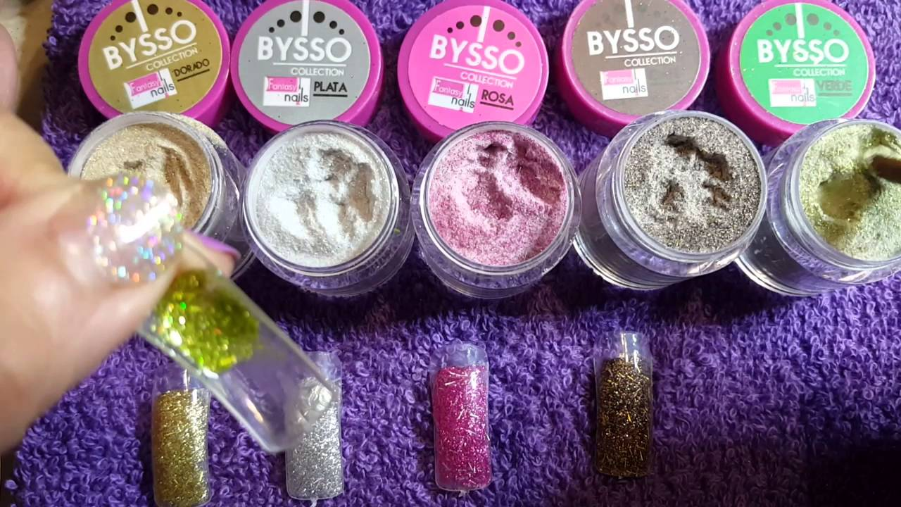 Fantasy Nails collections swatches. Bysso, Rainbow Gum, & Vintage ...