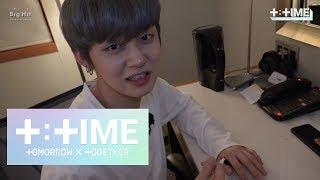 [T:TIME] Daily_TXT_03 #YEONJUN - TXT (투모로우바이투게더)