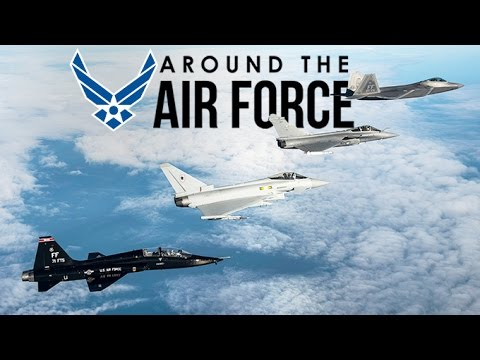 Around the Air Force: Space Initiatives / Atlantic Trident