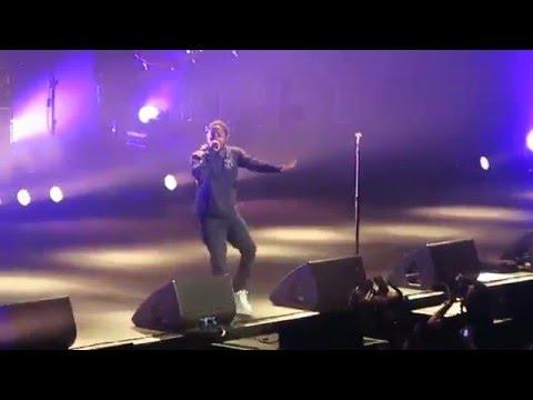 Kendrick Lamar Maad City Live Melbourne Rod Laver Arena