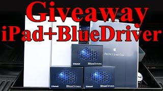 ChrisFix iPad and BlueDriver Giveaway