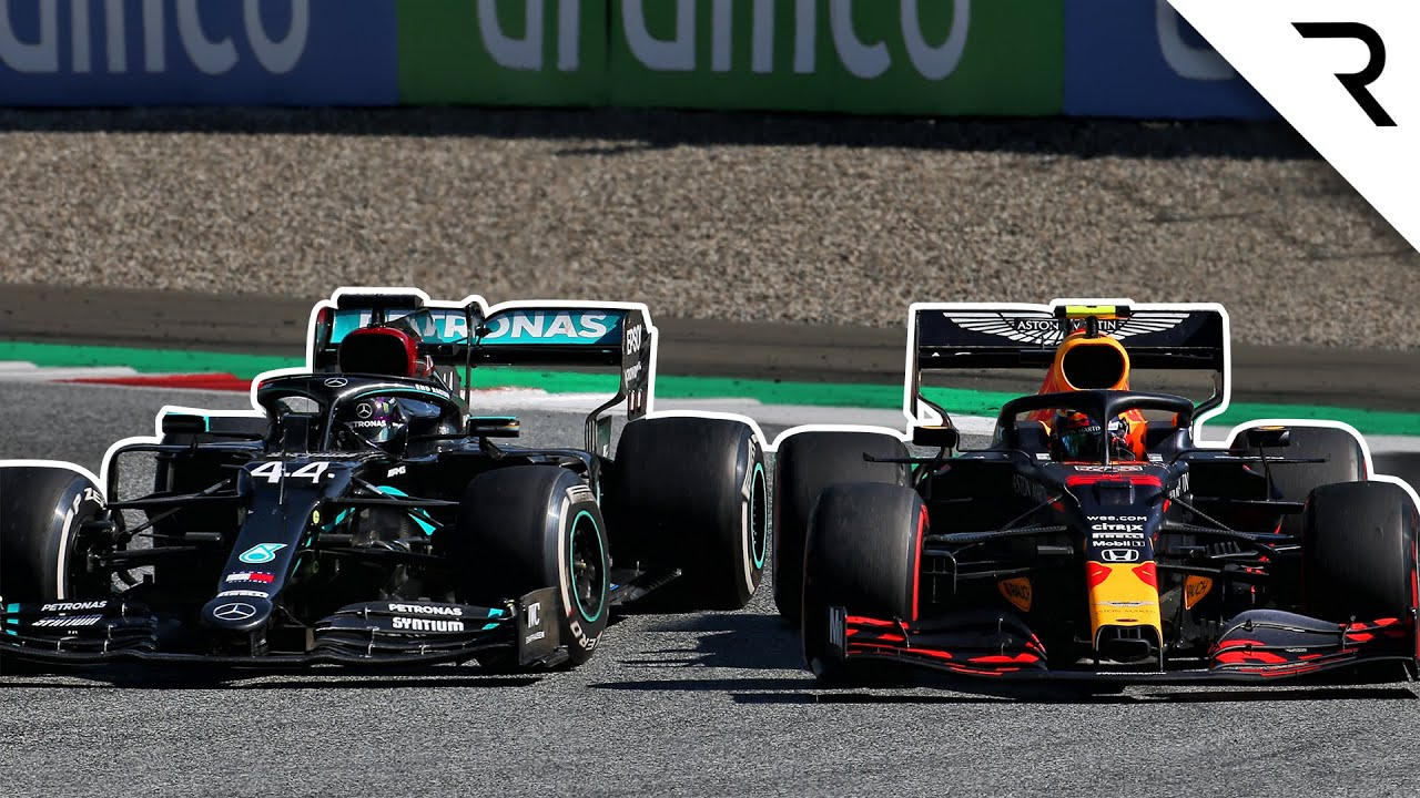Why Red Bull/Mercedes F1 feud goes beyond Hamilton v Albon clash