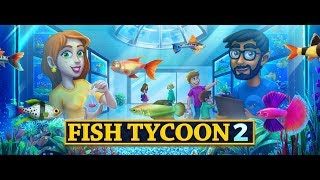 Fish Tycoon 2   Game Trailer