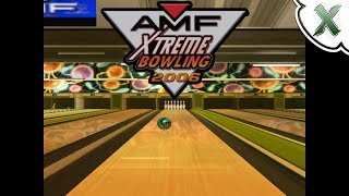 AMF Xtreme Bowling 2006 (Playable at Full Speed!)   Cxbx-Reloaded Microsoft XBOX Emulator