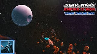 Die Macht des TODESSTERNS! - Lets Play Star Wars Empire at War