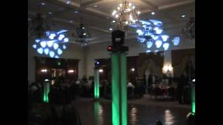 Amazing Wedding DJ Gig log with DJ Mikey Mike and John P. Eliopulos Hellenic Center