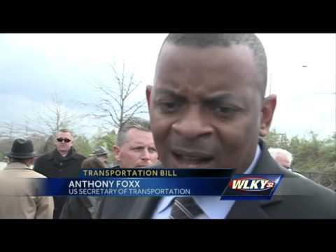 U.S. Secretary Of Transportation Visits Louisville