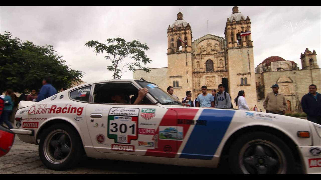 La Carrera Panamericana 2015 - YouTube