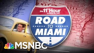 Steve Kornacki On What You Need To Know About Georgia Before 2020 | The 11th Hour | MSNBC