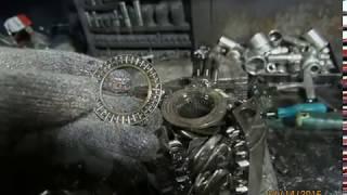Audi 100 C4 Quadro.Ауди 100 C4 квадро  ремонт кпп