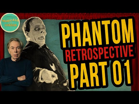 JESSWORLD EP. 50 - The Phantom of the Opera Musical Review (Part 1)