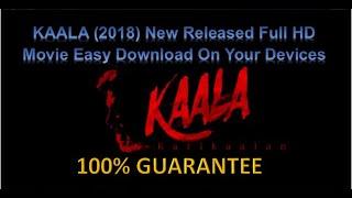 Download Kaala Full Movie in Hindi