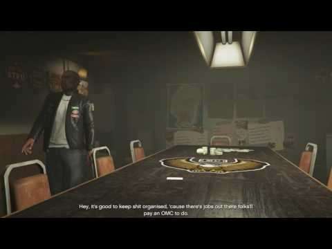 GTA Online - Meeting Malc