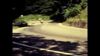 毎月恒例 ロードテクニックのツーリングです(8ミリフィルム映画) C...