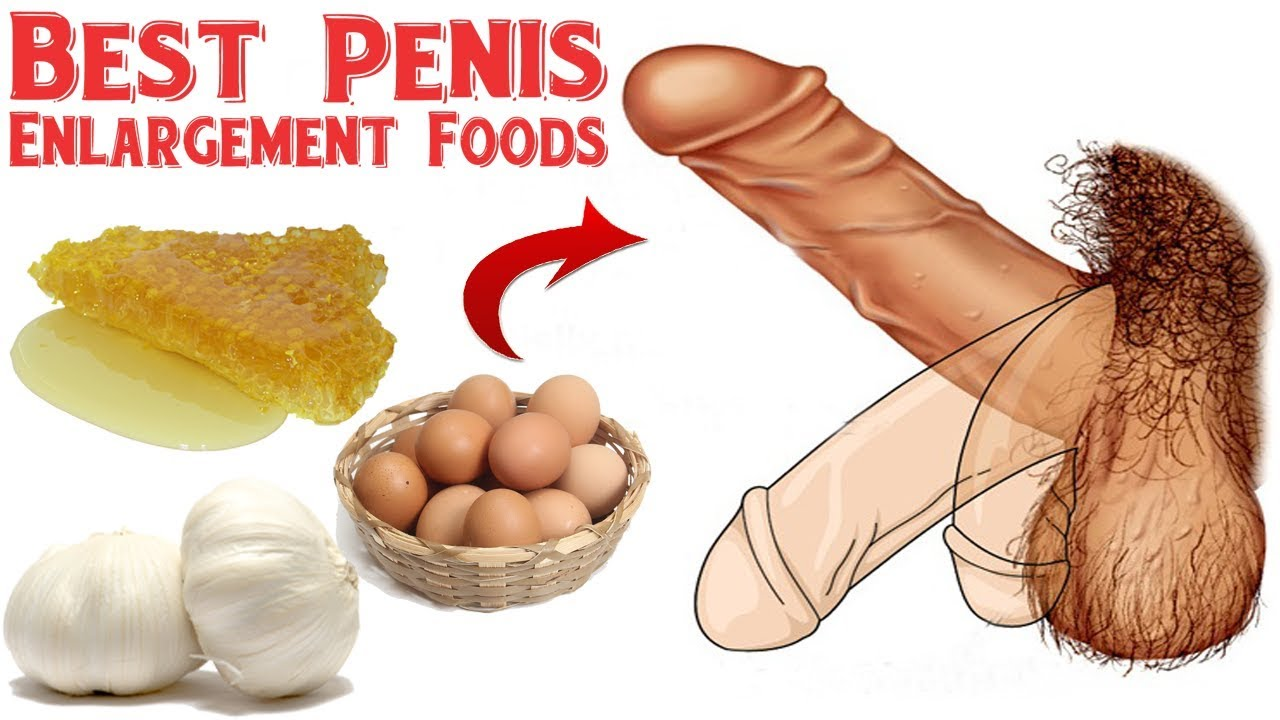 What food makes your penis bigger