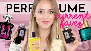 My Perfume Collection - 2017 | Fleur De Force