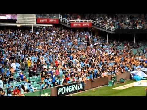 Call and response football chanting