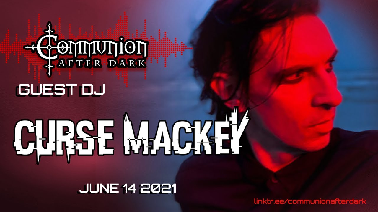 Curse Mackey and SINE Full Interview - Communion After Dark